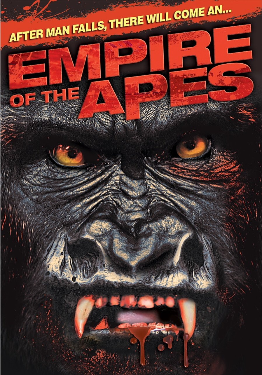 Empire Of The Apes (DVD)