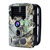 Amazon Price History for:AUCEE Tracker Trail Camera, 16MP 1080P 120° PIR Sensor Wildlife Hunting Camera 65ft Infrared Scouting Camera with Night Vision 46pcs IR LEDs, IP56 Waterproof 0.2s Trigger Time Game Camera