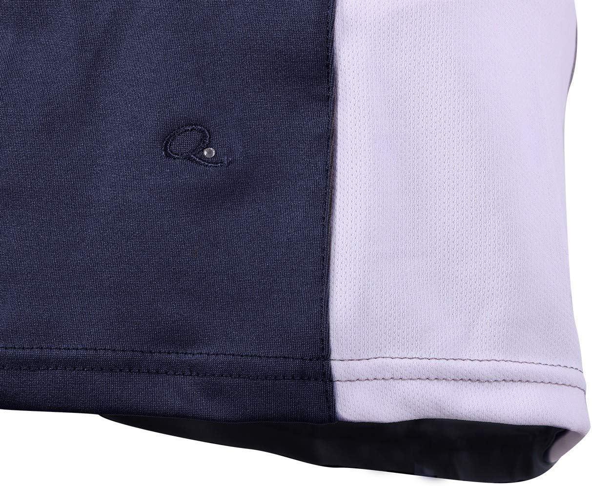 QHP Damen Turniershirt Leanor wei/ß