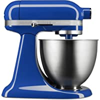 KitchenAid KSM3311XTB Artisan 3.5-Quart Mini Tilt-Head Stand Mixer (Twilight Blue)