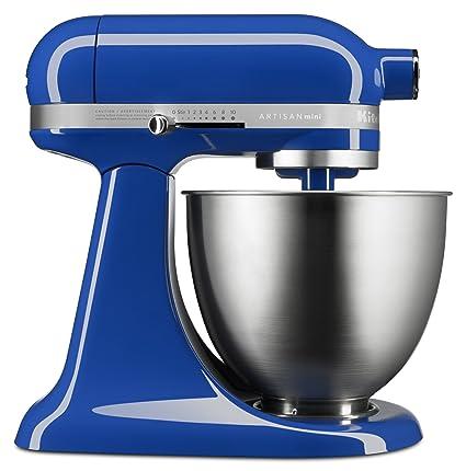 Exceptionnel KitchenAid KSM3311XTB Artisan Mini Series Tilt Head Stand Mixer, 3.5 Quart,  Twilight Blue