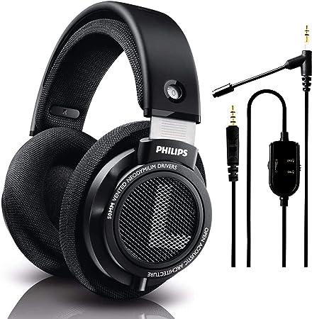 Philips Shp9500 Hifi Over Ear Kopfhörer Comfort Fit Elektronik
