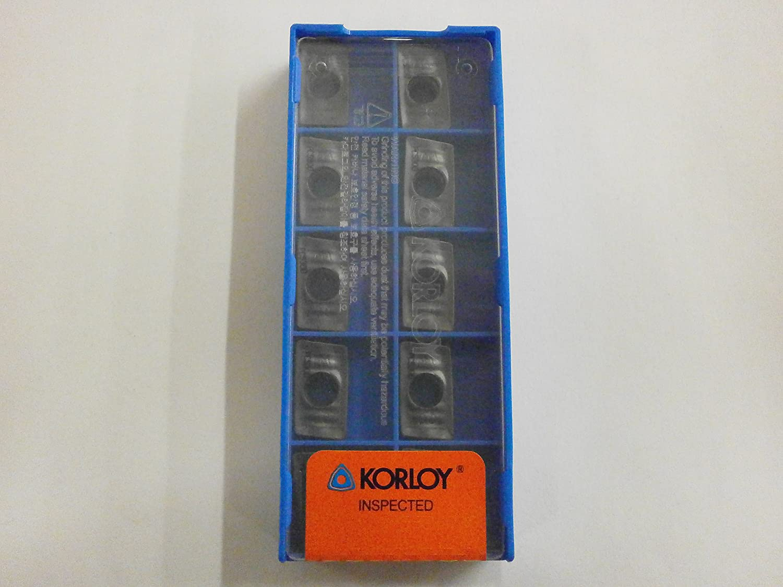 Korloy APMT 1604PDSR-MM PC5300 Milling Carbide Inserts 1-02-038374