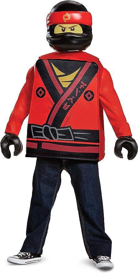 Lego Ninjago Movie Jay Classic Boys Costume Size S