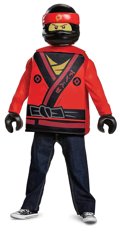 Kai LEGO Ninjago Classic Costume