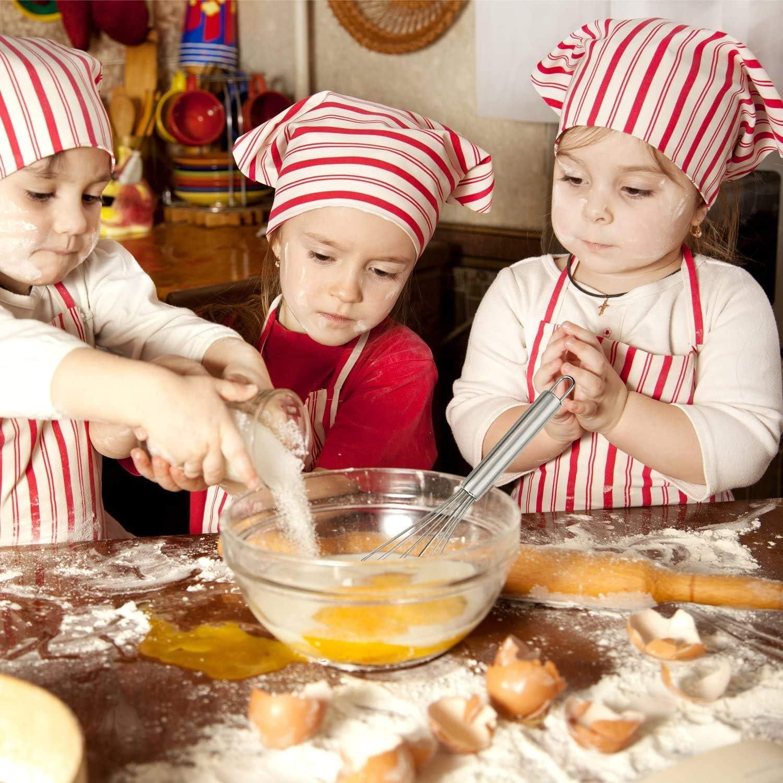 Fouet De Cuisine,Fouet Manuel En Acier Inoxydable,Fil dAcier Antiadh/ésif /à 6 Fils De 12 Pouces,Utilis/é Pour M/élanger Le Lait//Les /Œufs//Le Beurre//La Cr/ème