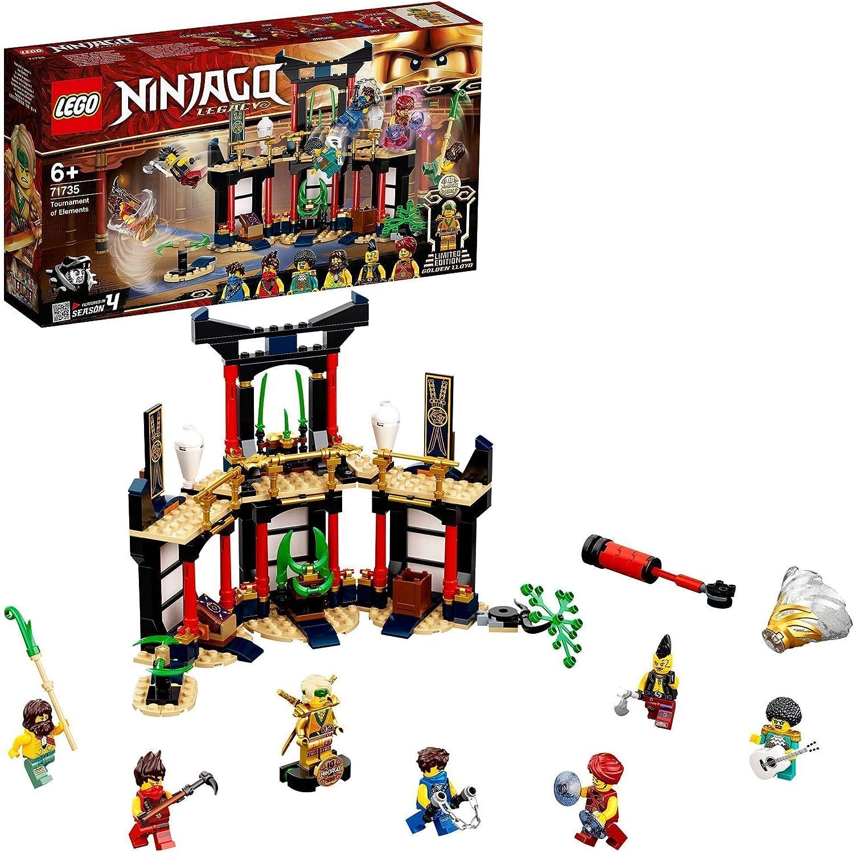 レゴ(LEGO) ニンジャゴー エレメント・トーナメント 71735
