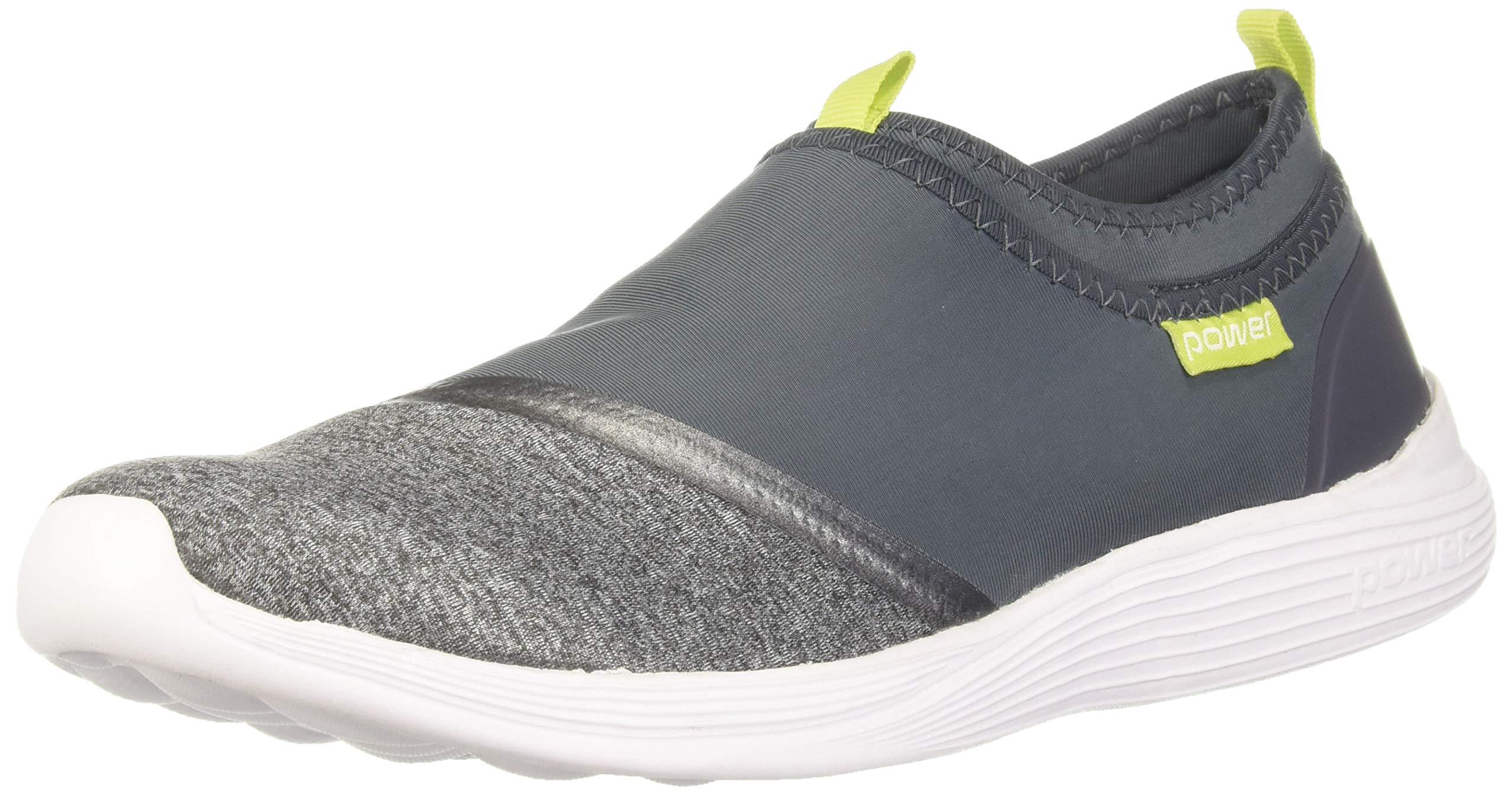 Power Men's Glide Vapor Grey Running Shoes-10 UK (44 EU) (8392367) (B07XS1LN4W) Amazon Price History, Amazon Price Tracker