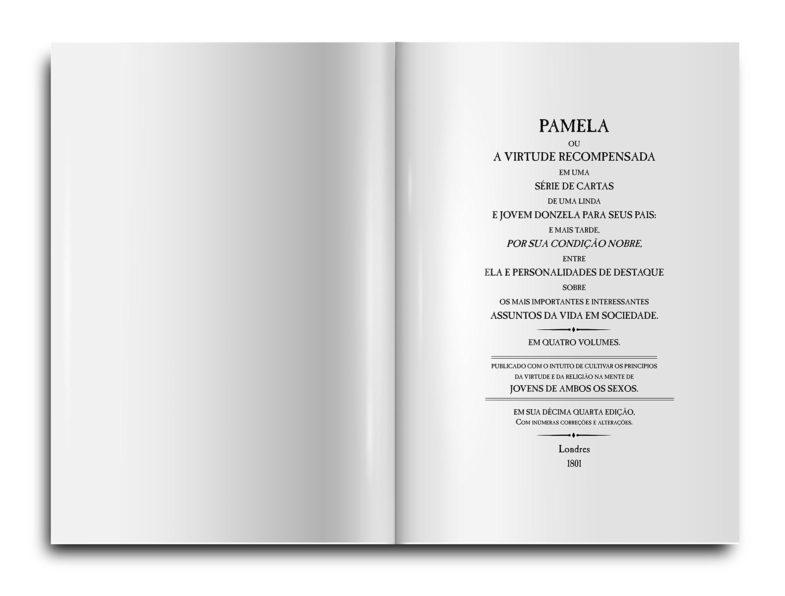Pamela (Em Portuguese do Brasil): Samuel Richardson ...