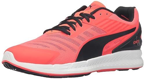 e0072308d5b945 PUMA Men s Ignite V2 Running Shoe Yellow  Puma  Amazon.ca  Shoes ...
