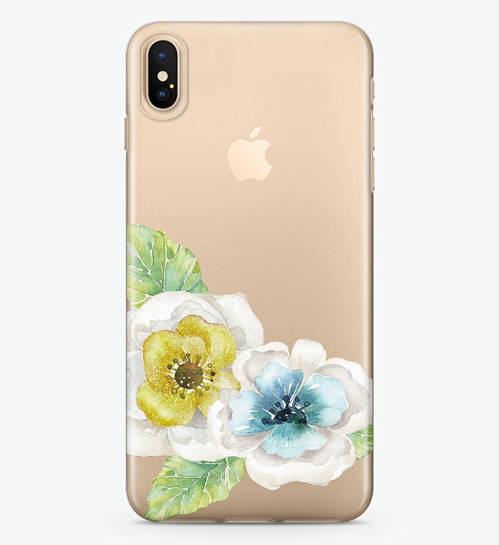 buy online 3b660 8048e Hanogram Pretty Flower - iPhone X Case: Amazon.ca: Cell Phones ...