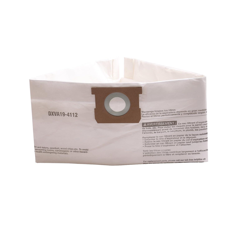 3885328f62fc DeWalt DXVA19-4112 Fine Dust Bag- 12-16 gallon