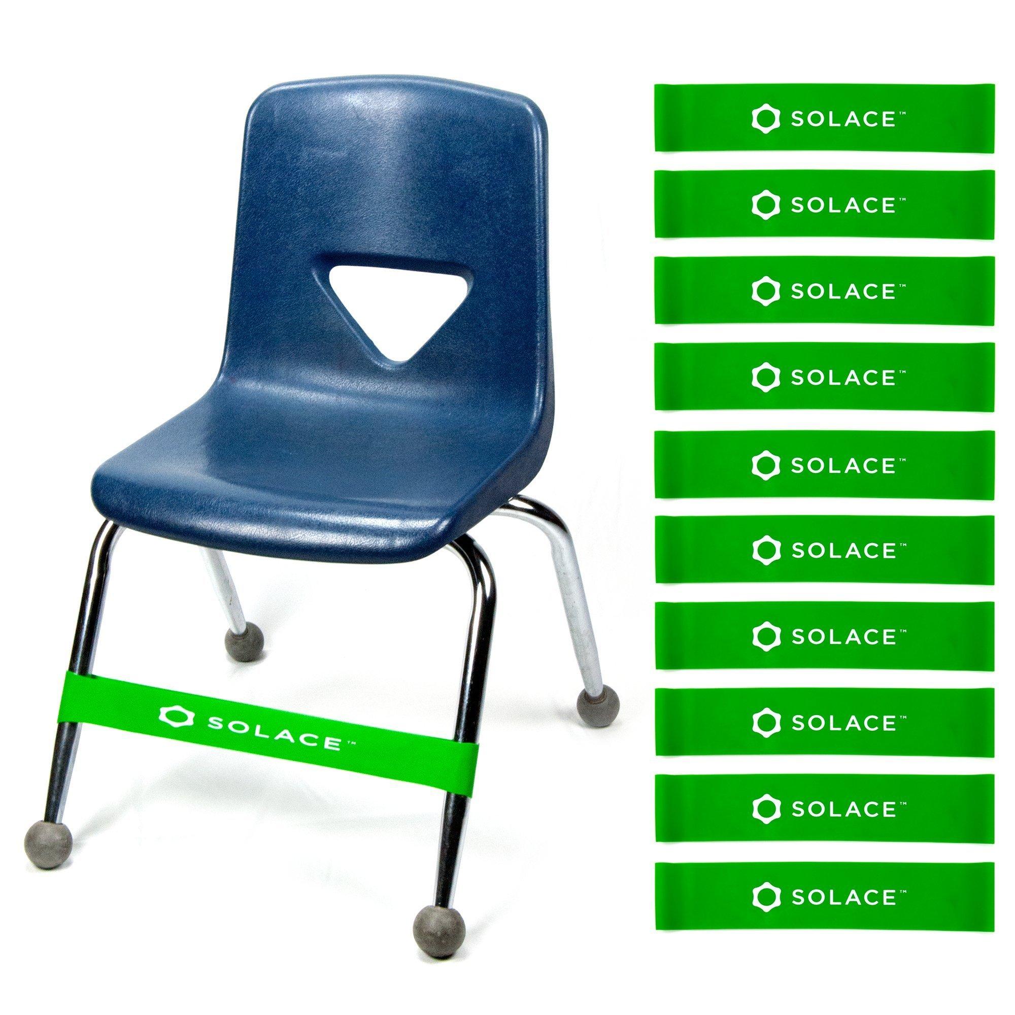 Astonishing Details About Kick Bands Bouncy Chair Fidget Bands 10 Pack Improves Focus For School Kids Short Links Chair Design For Home Short Linksinfo