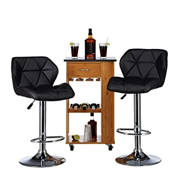 Amazon tabouret de bar duhome tabouret de bar en mtal fer - Amazon tabouret de bar ...