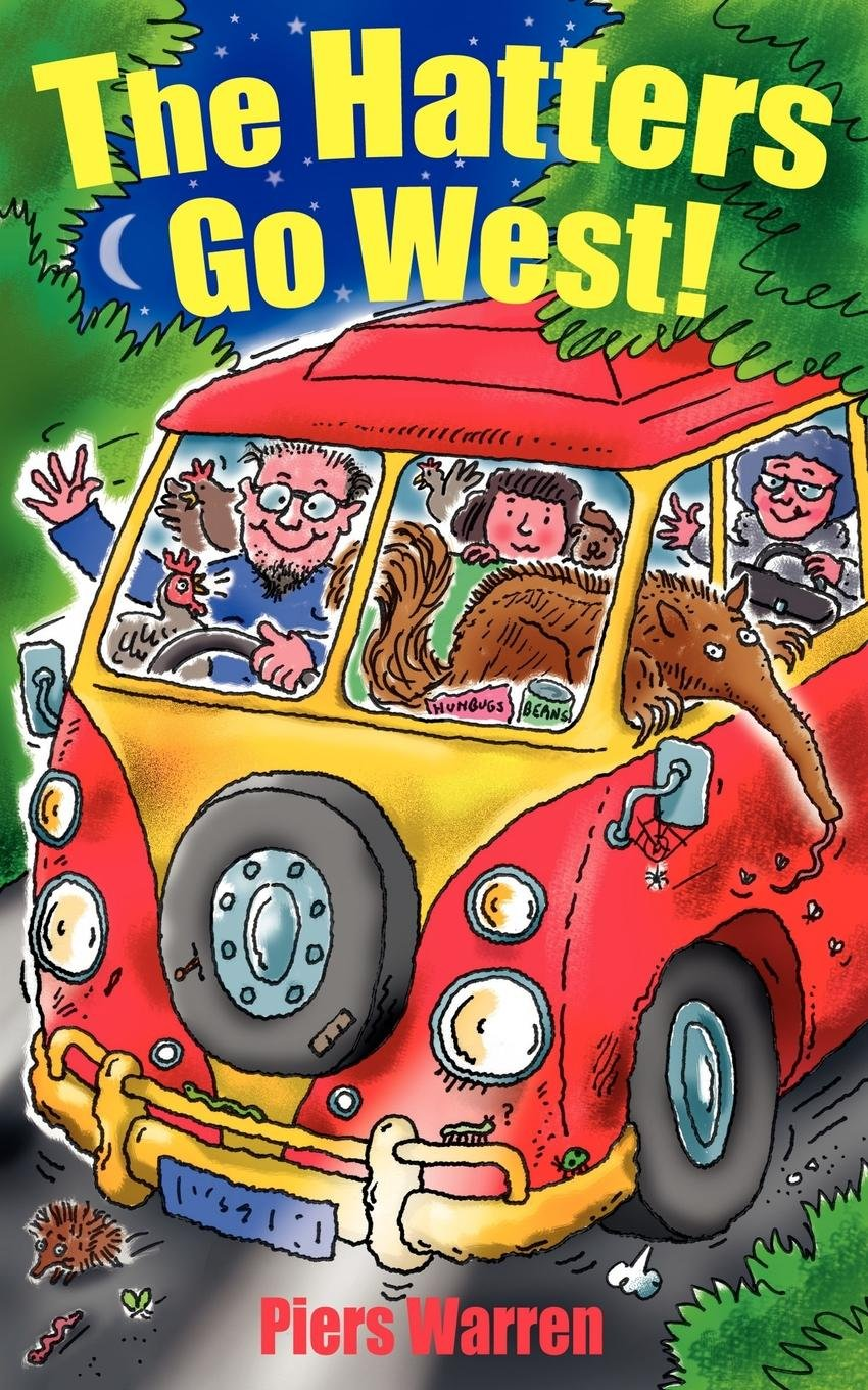 Download The Hatters Go West! PDF