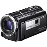 Sony HDRPJ260V High Definition Handycam 8.9 MP Camcorder with 30x Optical Zoom, 16 GB Embedded Memory and Built-in Projector (2012 Model)