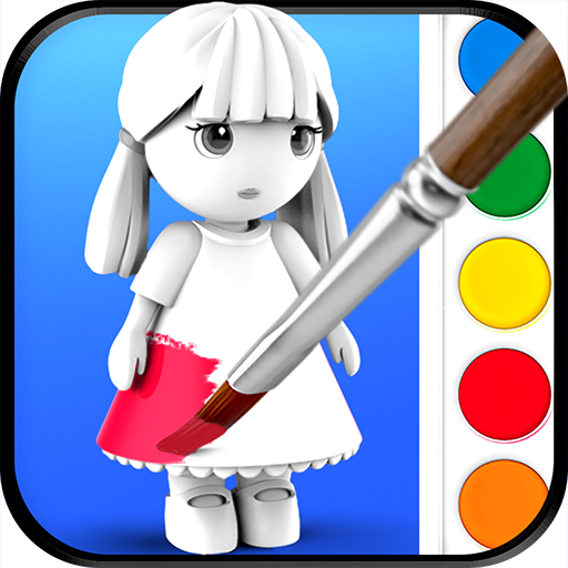 ColorMinis Kids - Glass Eye App