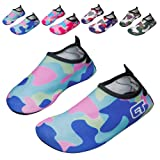 Amazon Price History for:Norocos Boys Lightweight Water Shoes Soft Barefoot Shoes Quick-Dry Aqua Socks For Girls Beach Swimming Surf Pool Exercise