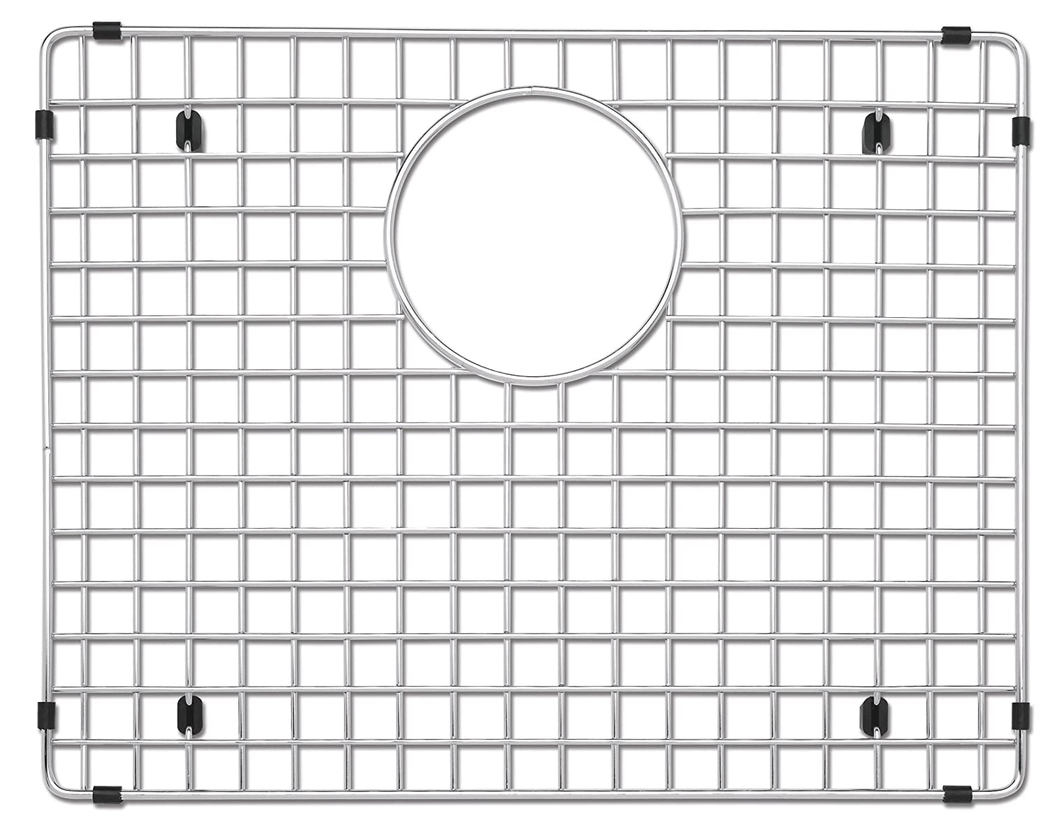 Blanco 516271 Sink Grid, Fits Precision 16-Inch sinks, Stainless ...