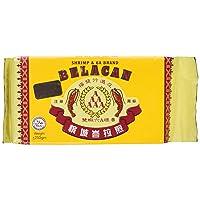 Belacan Shrimp Paste - Shrimp & 6A Brand (250g/8.82oz) Product of Malaysia
