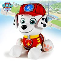 Paw Patrol Basic Plush Marshall Soft Toys for Kids, Age 3 Years and Above