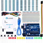 ELEGOO UNO Project Basic Starter Kit with Tutorial and UNO R3