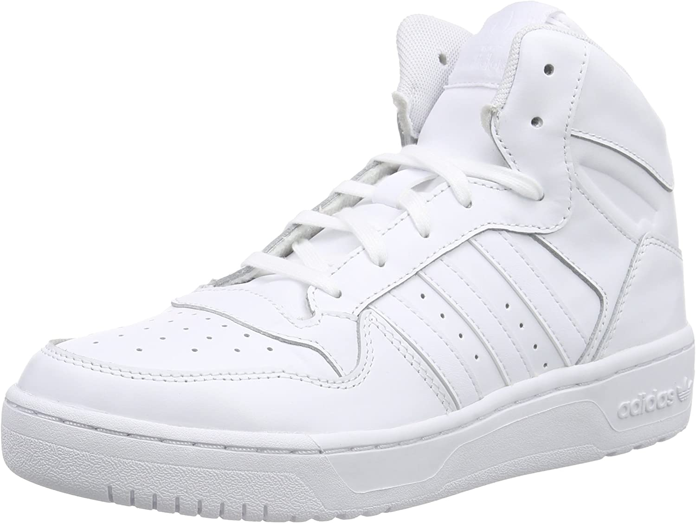adidas M Attitude Revive, Sneakers Hautes Femme, Blanc (FTWR