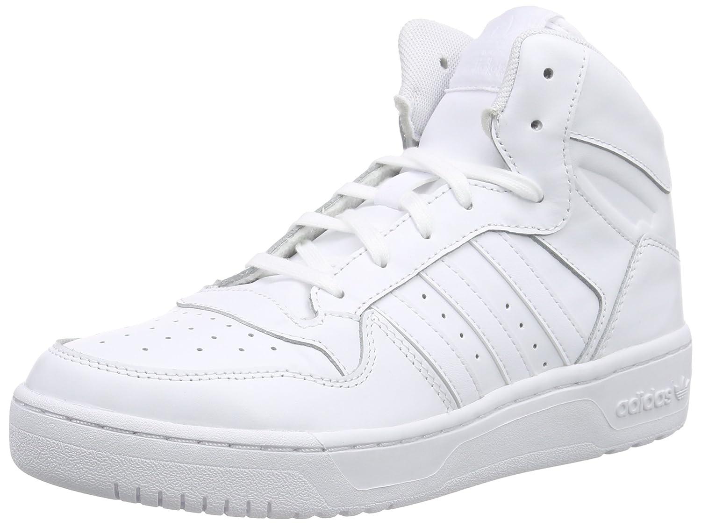 Adidas M Attitude Revive, Zapatillas Altas, Unisex 39 1/3 EU Blanco (Ftwr White/Ftwr White/Ftwr White)