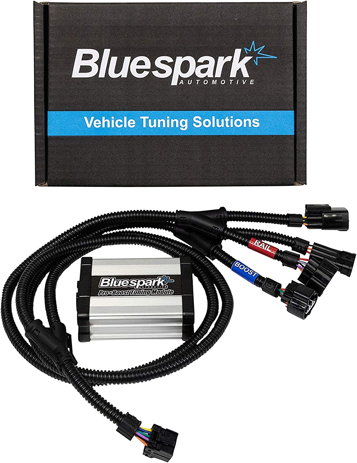 90PS Boost Chip Tuning Box 407 1.6 hdi Bluespark Automotive Pro