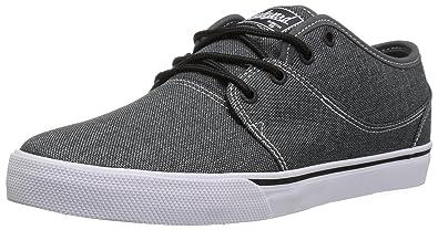 Globe MAHALO - Skate shoes - black/white LChqScoCu