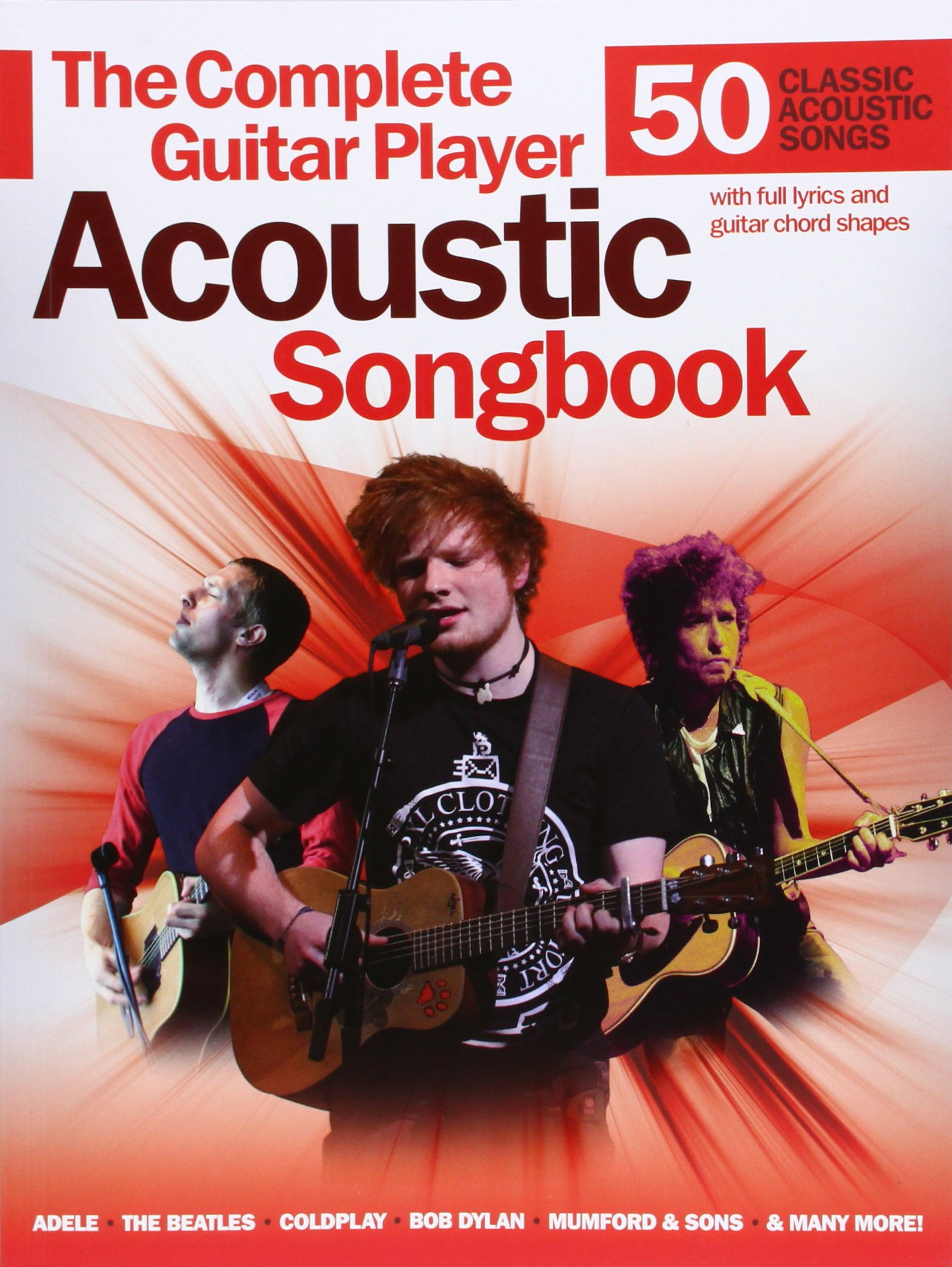 The Complete Guitar Player: Acoustic Songbook: Amazon.es: Wise ...