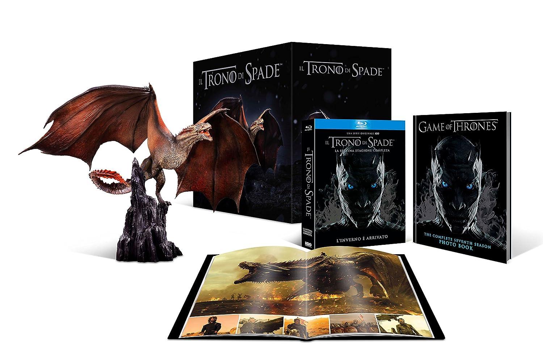 Game of Thrones: Das Lied von Eis und Feuer BOX 3Blu-Ray Region B ...