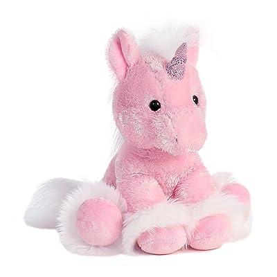 "Aurora - Fantasy - 12"" Dreaming of You Unicorn Pink - Sm.: Toys & Games"