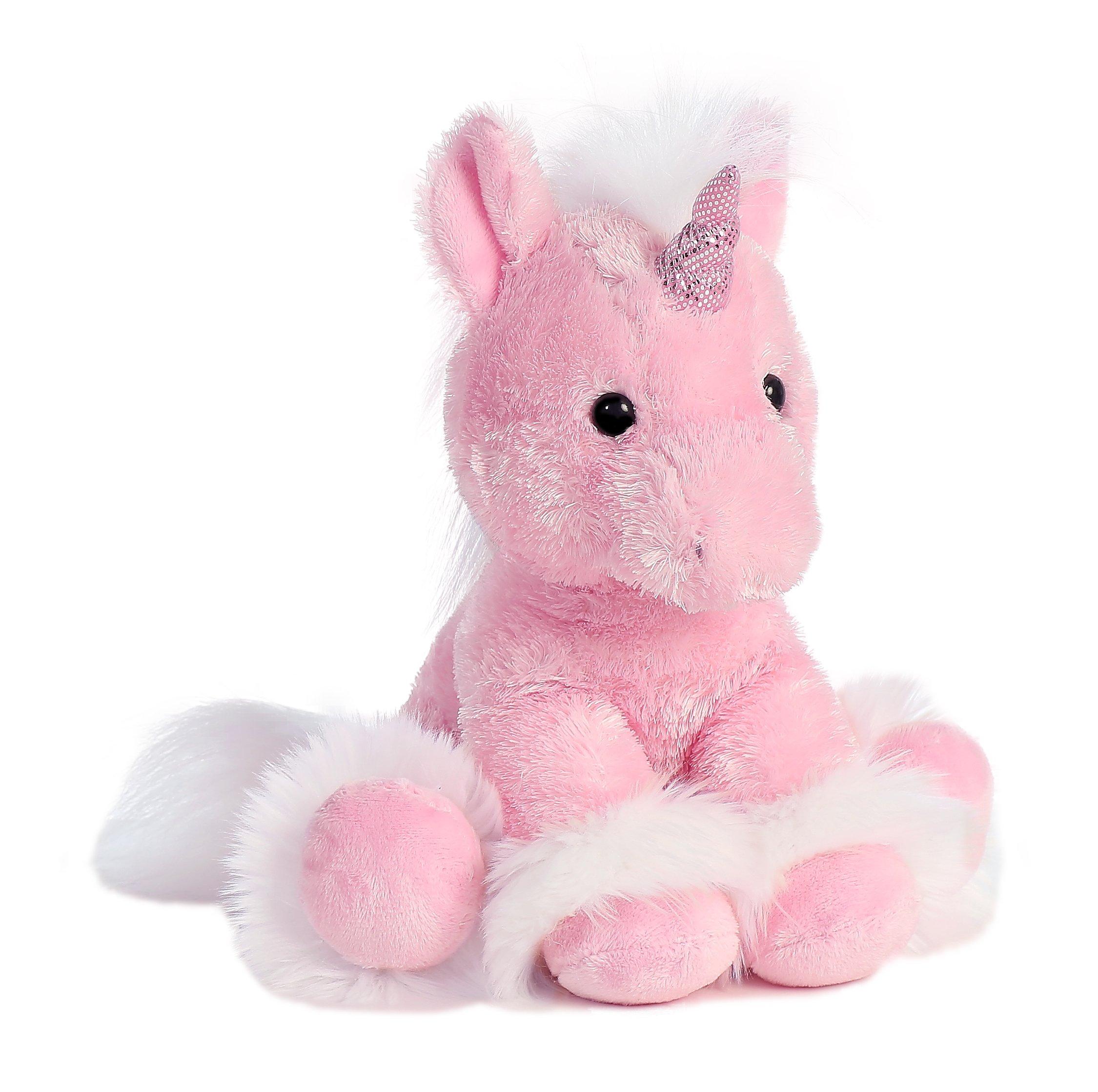"Aurora World Aurora - Fantasy - 12"" Dreaming of You Unicorn Pink - Sm."