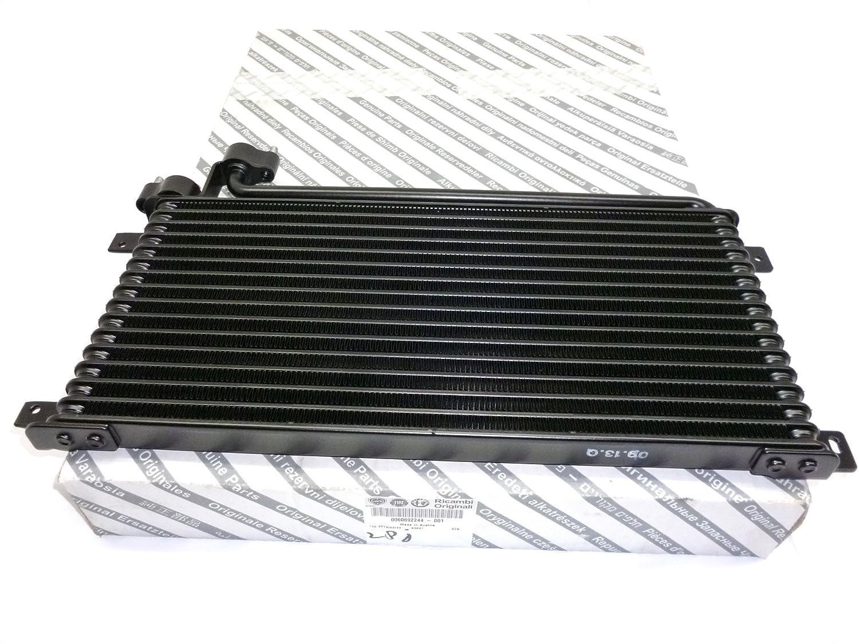 GENUINE ALFA ROMEO GT Blackline Emblem Matte Radiator Grill Scudetto 156073274