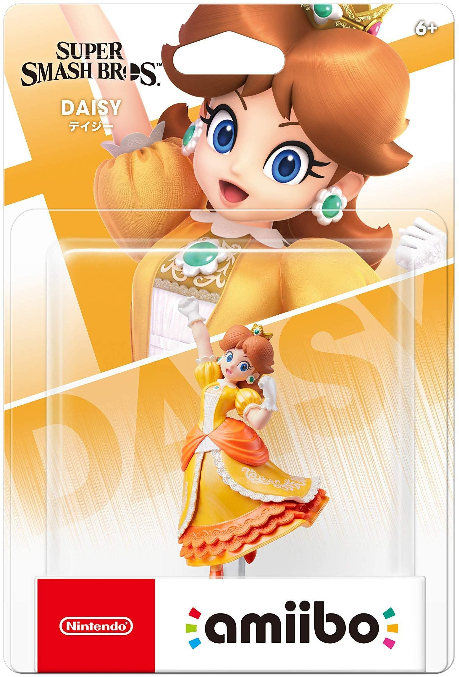 Amazon.com: Nintendo Amiibo - Daisy (Ssbu) - Switch: Video Games