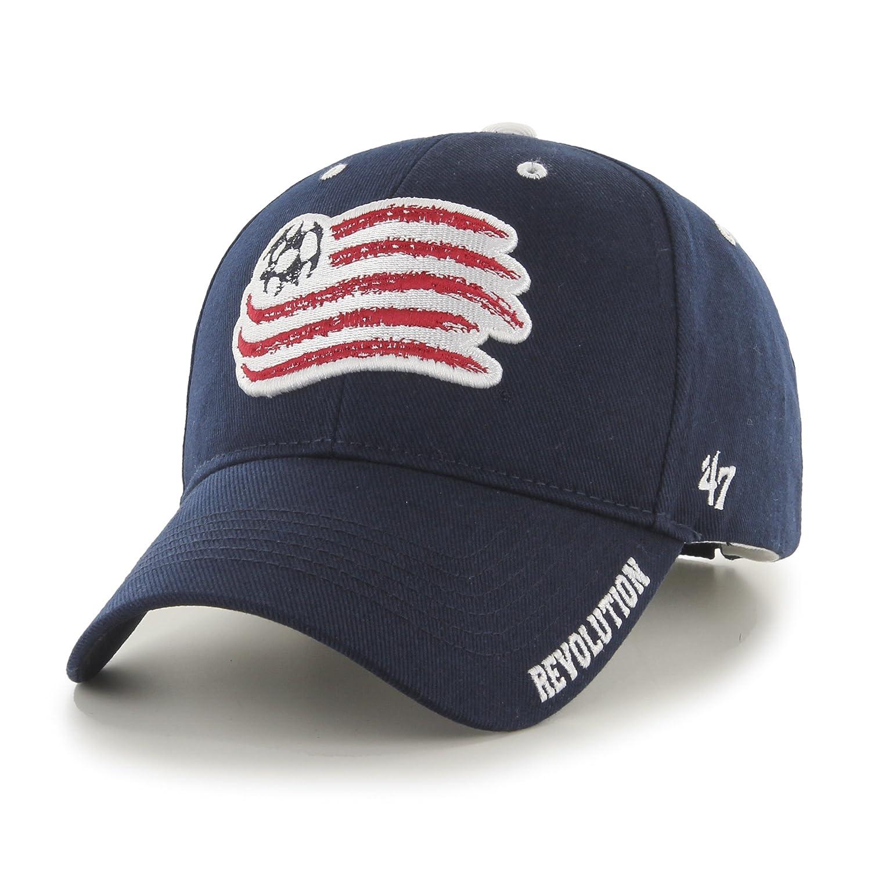 MLS ' 47ブランドFrost MVP Adjustable Hat ブルー B00O2XPO3Y