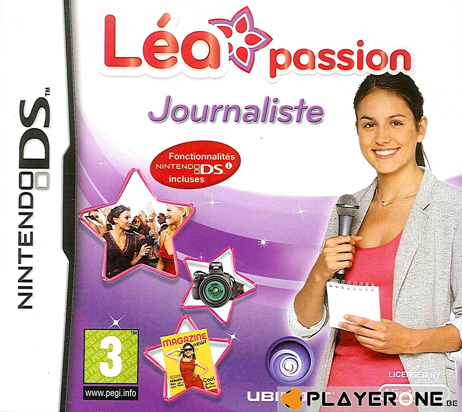lea passion journaliste nds