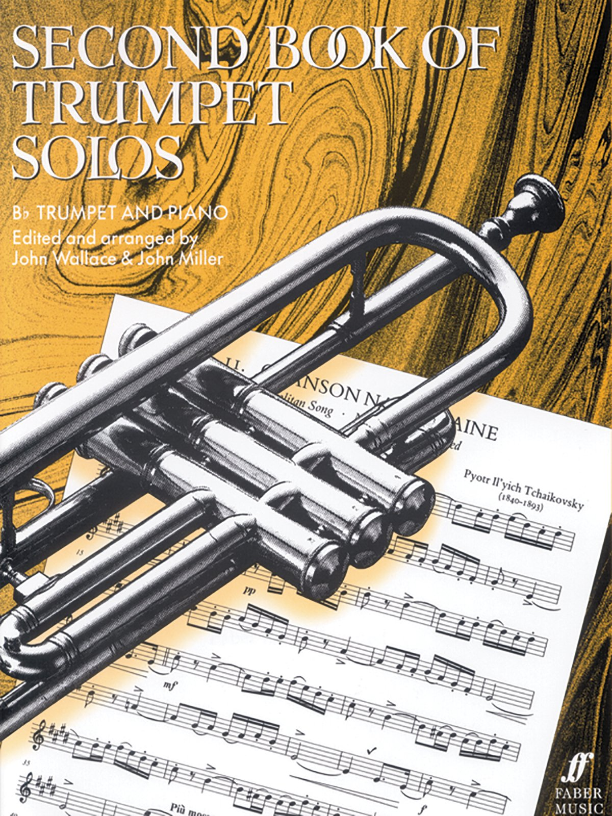 Amazon com: Second Book of Trumpet Solos (Faber Edition