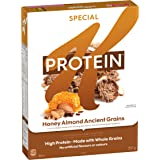 Special K Protein, Honey Almond Ancient Grains, 312 Grams