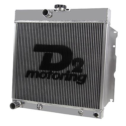 radiator /& fans*2 for Chrysler//Dodge Polara//Plymouth 7.2 V8 440 ENGINE 1966-1970