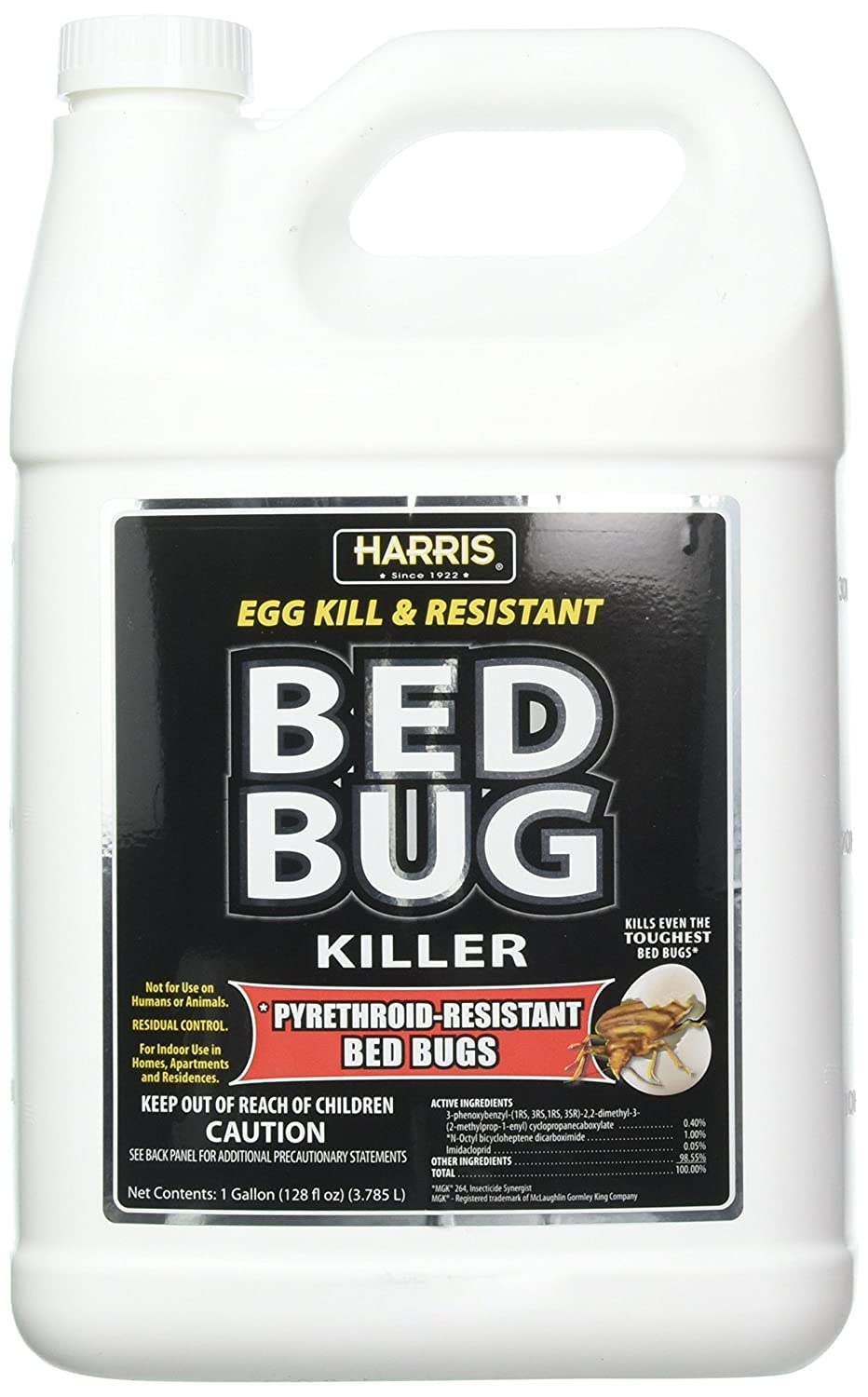 Harris Bed Bug Killer Spray Review