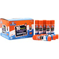 Deals on 30-Pack Elmers Disappearing Purple School Glue 0.24-Ounce Sticks