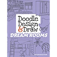 Doodle Design and Draw DREAM ROOMS