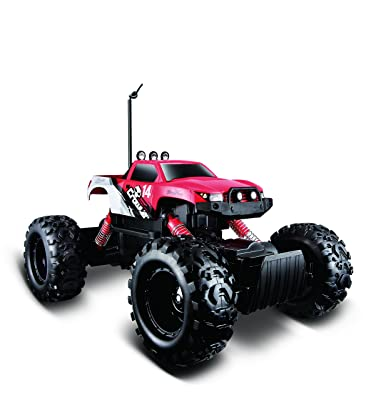 Maisto R/C Rock Crawler Radio-Controlled Vehicle