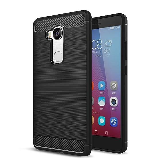 timeless design 9abba 783e3 Amazon.com: Huawei Gr5 Case,Huawei Honor 5X Case,Valenth Anti ...