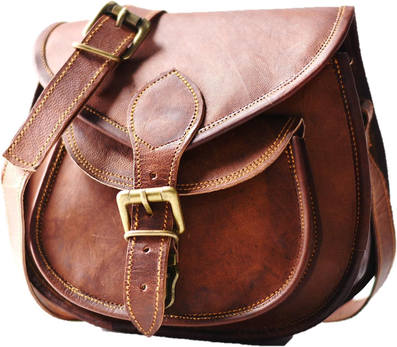 leather bag women/'s gift vintage bag brown bag brown leather vintage fashion casual bag shoulder bag brown bag
