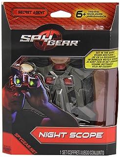 Spy Gear - binoculare di visione notturna (Bizak 61.920.399)