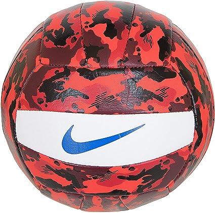 Nike Skills Mini - Balón de Voleibol, Color Rojo/Blanco, tamaño 3 ...