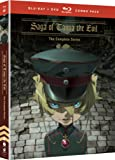 Saga Of Tanya The Evil Blu-Ray/DVD(幼女戦記 全12話)
